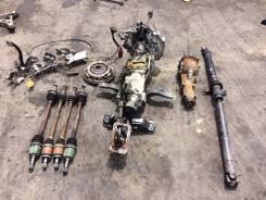 Механическая коробка переключения передач. Subaru Impreza WRX, GGA, GGB, GD9, GC8, GD, GDA, GDB, GC8LD3 Subaru Forester, SG69, SG5, SG9, SG, SG9L, GC8...