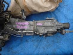Механическая коробка переключения передач. Subaru Legacy B4, BL5