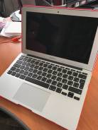 "Apple MacBook Air 11. 11.6"", 1,6 ГГц, ОЗУ 4096 Мб, диск 256 Гб, WiFi, Bluetooth, аккумулятор на 15 ч."
