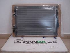 Радиатор охлаждения двигателя. Nissan Qashqai, J10E Nissan Qashqai+2, JJ10E Двигатель MR20DE