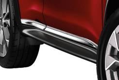 Накладка на дверь. Nissan Juke, SUV, F15, NF15, YF15 Двигатели: HR16DE, MR16DDT, HR15DE. Под заказ