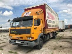 Камаз 4308. Грузовой фургон 6319-03 на шасси , 6 693 куб. см., 6 000 кг.