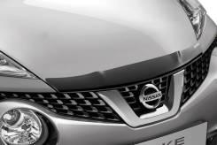 Дефлектор капота. Nissan Juke, SUV, F15, NF15, YF15 Двигатели: HR16DE, MR16DDT, HR15DE. Под заказ