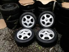 Bridgestone FEID. 7.0x16, 5x100.00, 5x114.30, ET48, ЦО 72,0мм.