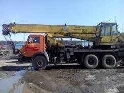Ивановец КС-45717К-1. Продам кран Камаз , 10 850 куб. см., 25 000 кг., 22 м.