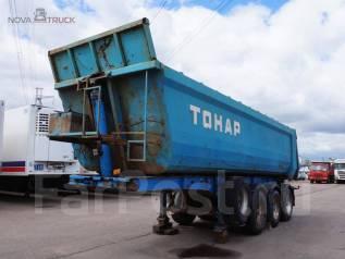 Тонар 9523. Самосвальный полуприцеп , 26 562 кг.