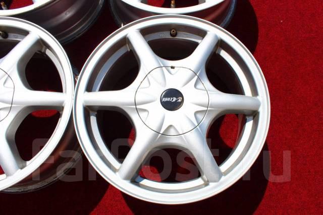 Toyota. 6.5x15, 4x100.00, 5x100.00, ET38, ЦО 73,0мм.