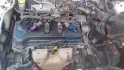Двигатель в сборе. Mazda Familia Двигатель QG15DE