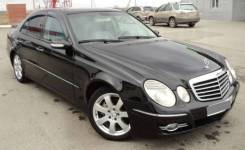 Mercedes-Benz E-Class. Птс Mersedes benz E500 W211