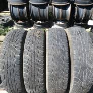 Dunlop Grandtrek AT2. Грязь AT, 2006 год, износ: 20%, 2 шт