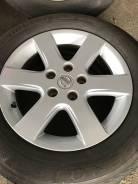 Nissan. 6.5x16, 5x114.30, ET40, ЦО 74,0мм.