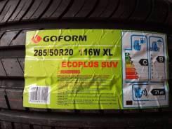 Goform EcoPlus SUV. Летние, 2019 год, без износа, 4 шт