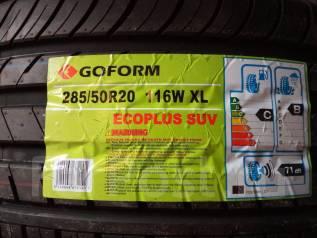 Goform EcoPlus SUV. Летние, 2018 год, без износа, 4 шт
