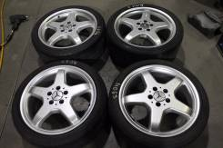 Комплект колес AMG R18 Mercedes-Benz. 7.5/8.5x18 5x112.00 ET37/30