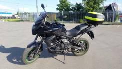 Kawasaki Versys 1000. 650 куб. см., исправен, птс, с пробегом