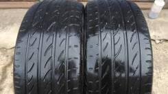 Pirelli P Zero Nero. Летние, 2012 год, износ: 50%, 2 шт