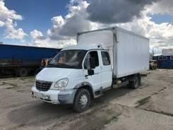 ГАЗ 3310. Фургон изотермический 63 Валдай, 3 760 куб. см., 3 300 кг.
