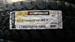 Hankook DynaPro MT RT03. Грязь MT, 2016 год, без износа, 4 шт