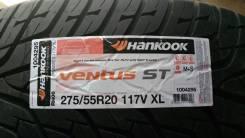 Hankook Ventus ST RH06. Летние, 2017 год, без износа, 4 шт
