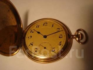Часы старинные карманные. Оригинал