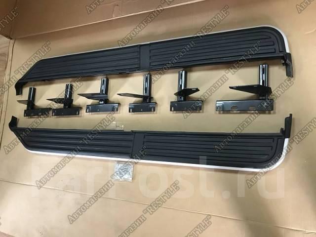 Подножка. Land Rover Freelander, L359 Двигатели: B6324S, 224DT