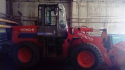 Hitachi LX110. Фронтальный погрузчик -7, 2006 год, ОТС, 3 500 кг.