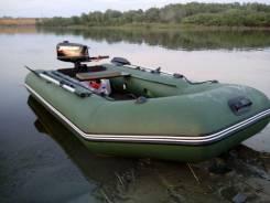 Мастер лодок Аква 2900 С. Год: 2017 год, длина 2,90м., двигатель подвесной, 5,00л.с., бензин