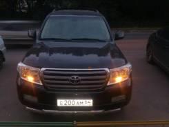 Аренда Ленд Крузер200 с водителем в Саратове