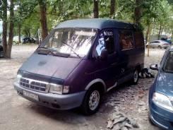 ГАЗ 2217 Баргузин. ГАЗ Соболь 2217, 2 300 куб. см., 9 мест