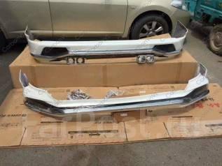 Обвес кузова аэродинамический. Lexus LX450d, URJ200 Lexus LX570, URJ201W