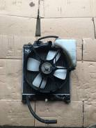 Радиатор охлаждения двигателя. Honda HR-V, GH1, GH4, GH2, GH3