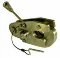 Быстроразъемное устройство для дежурной шлюпки