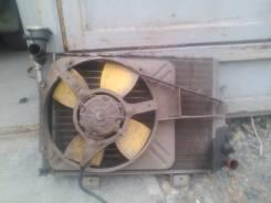 Радиатор охлаждения двигателя. Лада 2105