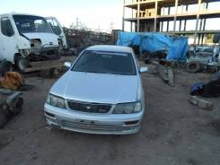 Nissan Bluebird. HU14, SR20D VE