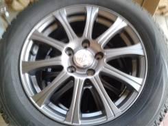 Колеса зима R16 205/60 на матовое литье новое. 6.5x16 5x114.30 ET53. Под заказ из Барнаула