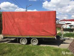 Eduard. Продается прицеп PL2720, 2 200 кг.