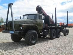 Урал 4320. , 14 860 куб. см., 15 000 кг.