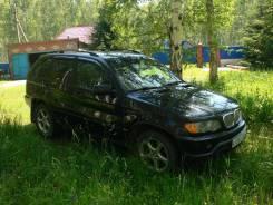 BMW X5. автомат, 4wd, 3.0 (231 л.с.), бензин, 209 000 тыс. км