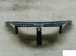 Панель передняя (Телевизор) , усилитель переднего бампера Renault Loga. Renault Logan