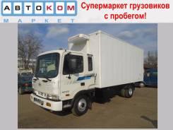 Hyundai HD120. 2009г/в реф (хундай, шд, хендэ) (0022), 6 600 куб. см., 7 000 кг.