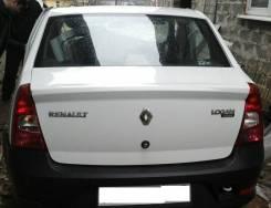 Стекло лобовое. Renault Logan