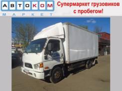 Hyundai HD78. 2010г/в фургон (хундай, шд, хендэ) (0043), 3 900 куб. см., 5 000 кг.