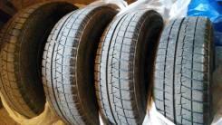 Колеса с зимней резиной Bridgestone REVO R-16, 5X105, ET40, JJ6.5. 6.5x16 5x105.00 ET40 ЦО 57,0мм.