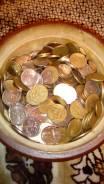 Монеты 1,5,10,50 копеек РФ 565шт