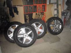 Продам колеса Suzuki Grand Vitara. 6.5x17 5x114.30 ET45