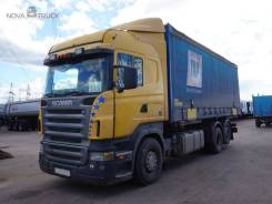 Scania R. Продается шторный грузовик 420, 11 705 куб. см., 15 000 кг.