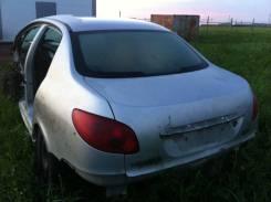 Крышка багажника. Peugeot 206