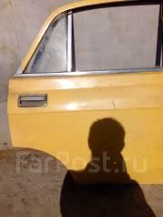 Задняя правая дверь в сборе Москвич-2140