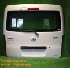 Дверь багажника. Toyota Town Ace, S402M, S402, S412M Toyota Lite Ace, S402M, S412M Двигатель 3SZVE