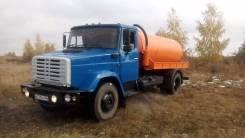 ЗИЛ. Продам ассенизаторскую дизельный, 7,00куб. м.
